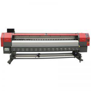 Stampante in vinile multicolore da 10 piedi con testina per etichette in vinile dx5 RT180 di CrysTek WER-ES3202