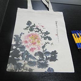 Campione di stampa borsa di tela con stampante t-shirt A2 WER-D4880T