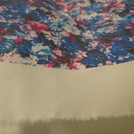 Campione di stampa tessile digitale 2 con stampante tessile digitale WER-EP7880T