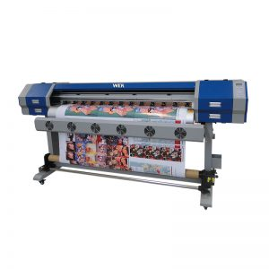 EW160 / EW160I grande formato due stampante per carta sublimatica con avvolgimento auto testa DX7