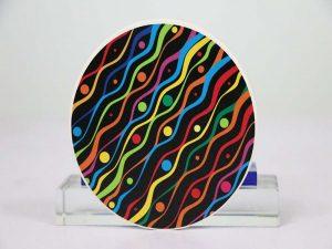 Soluzione per la stampa di piastrelle ceramiche da un solo capo