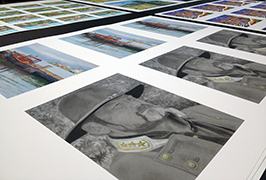Carta fotografica stampata con stampante eco solvente 1,8 m (6 piedi) WER-ES1802 2