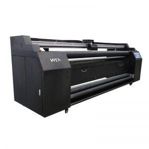 WER-E1802T Stampante da 1,8 m diretta a stampante tessile con stampante a sublimazione DX5 2 *
