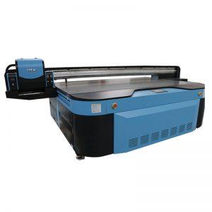 Stampante UV flatbed di buona qualità per parete / piastrelle in ceramica / foto / acrilico / stampa legno WER-G2513UV