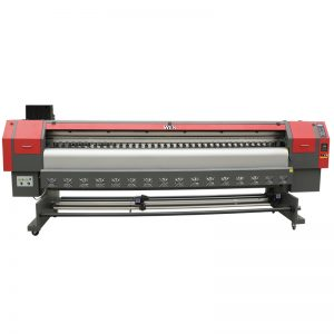 stampante ad alta velocità 3,2 m, stampante digitale flex prezzo di stampa WER-ES3202
