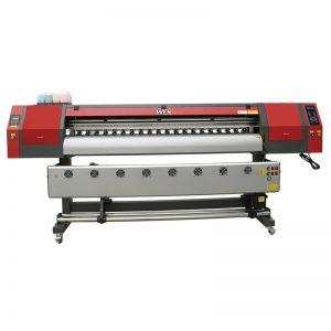 produttore di alta qualità M18 1,8 m stampante a sublimazione con testa di stampa DX5 per T-shirt, cuscini e tappetini per il mouse EW1902