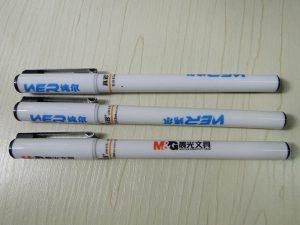 Soluzione di stampa con penna unica