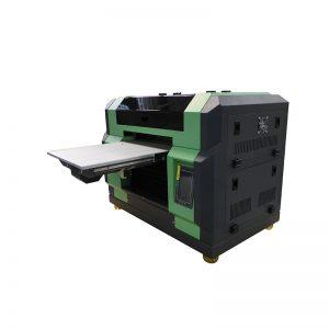 popolare A3 329 * 600mm, stampante a getto d'inchiostro flatbed UV WER-E2000, stampante per smart card
