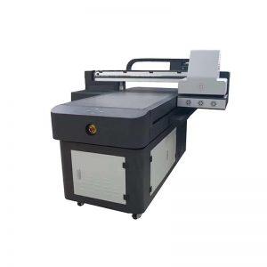 Stampante per stampanti a getto d'inchiostro digitale per macchine da stampa in pvc per plastica WER-ED6090UV